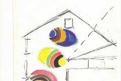Kunst am Bau, Bochum, Entwuerfe 4