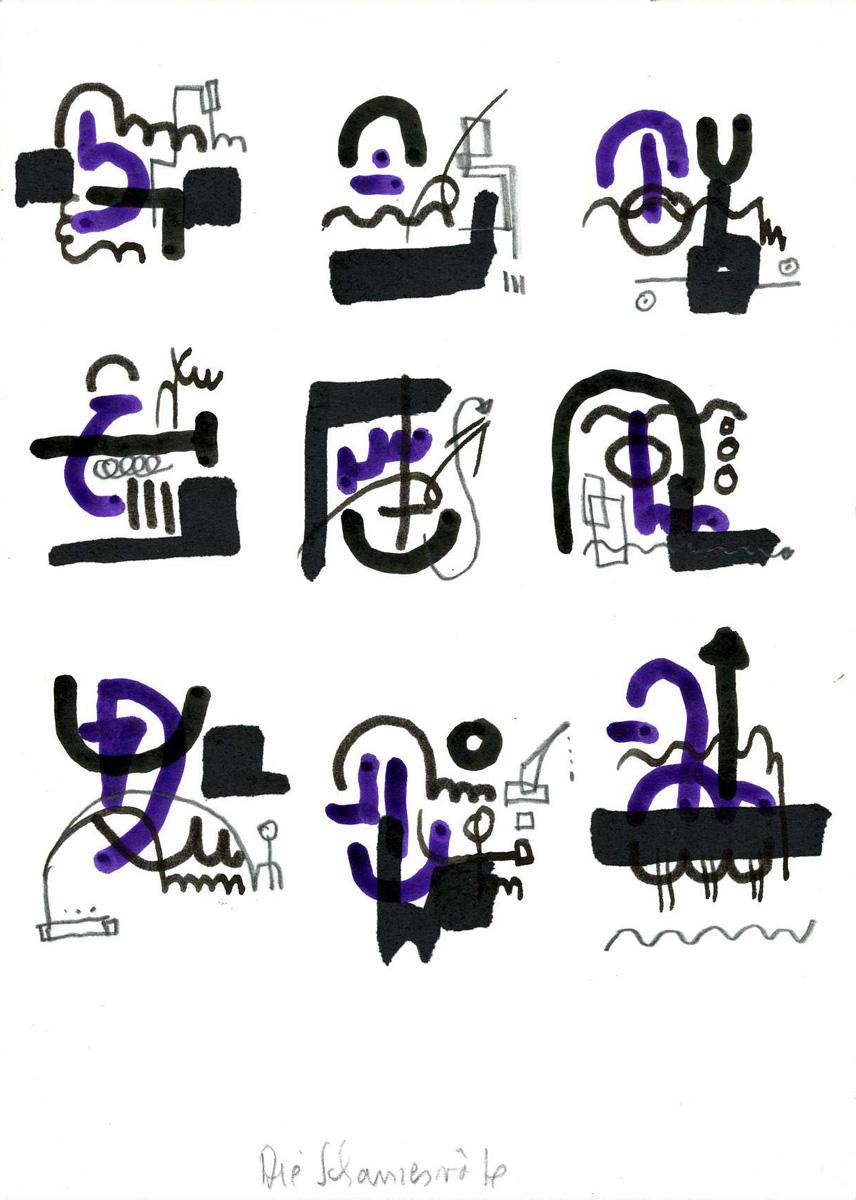 Die Schamesröte