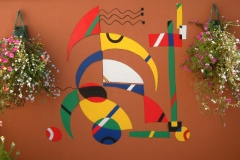 Mural Painting, Dortmund 3